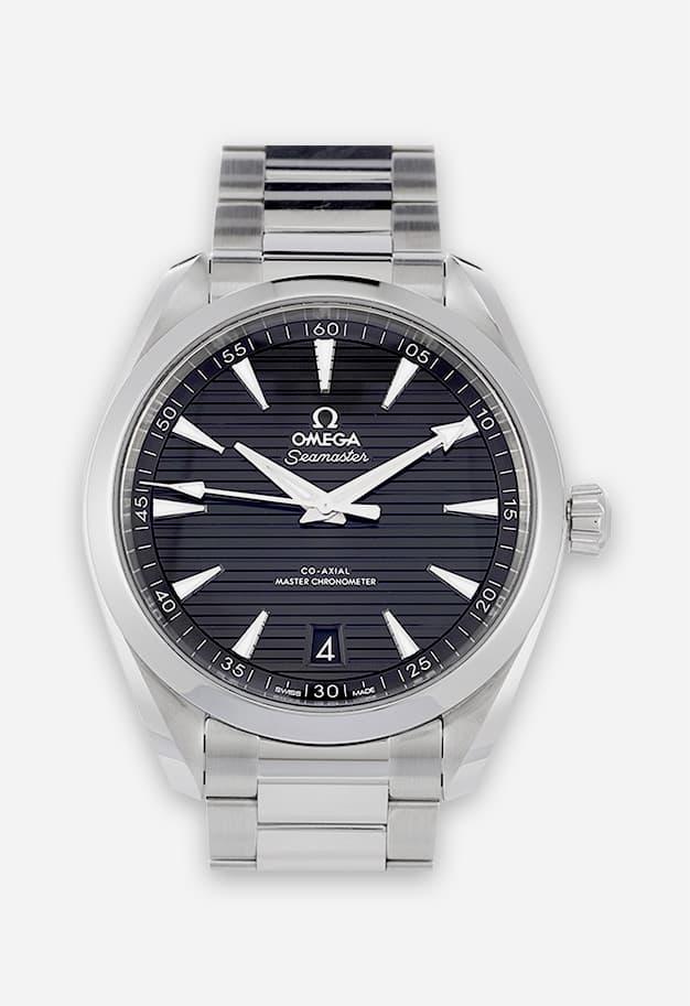 Omega Seamaster Aqua Terra 150M Schwarz 220.10.41.21.01.001