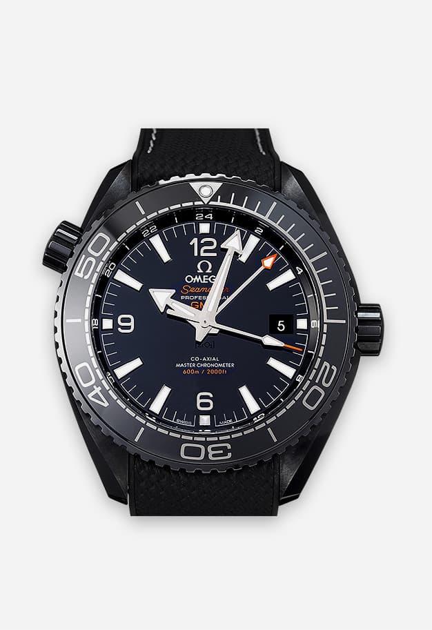Omega Seamaster Deep Black 215.92.46.22.01.001