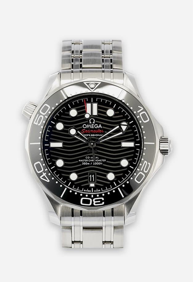 Omega Seamaster Diver 300M Schwarz 210.30.42.20.01.001