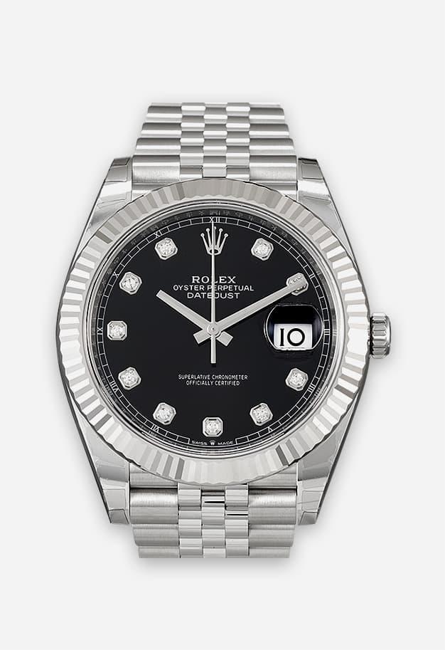 Rolex Datejust 126334-0012