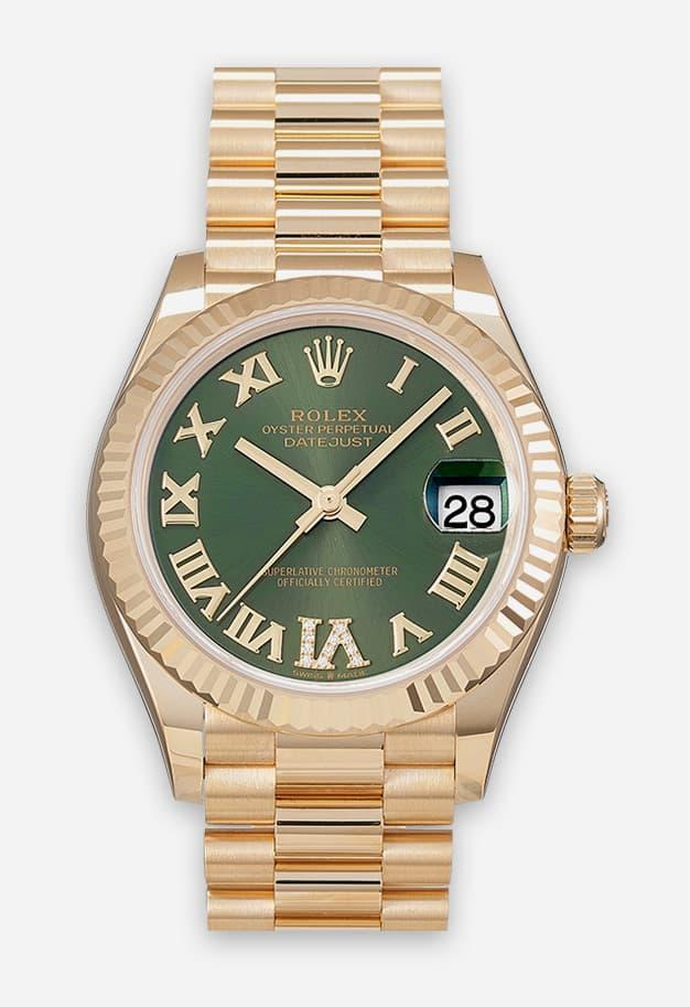 Rolex Datejust Gold 278278-0029