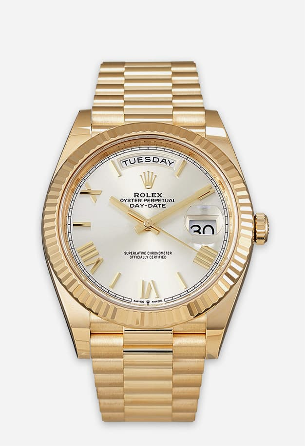 Rolex Day Date Gold 228238-0002