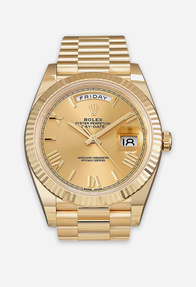Rolex Day Date Gold 228238-0006
