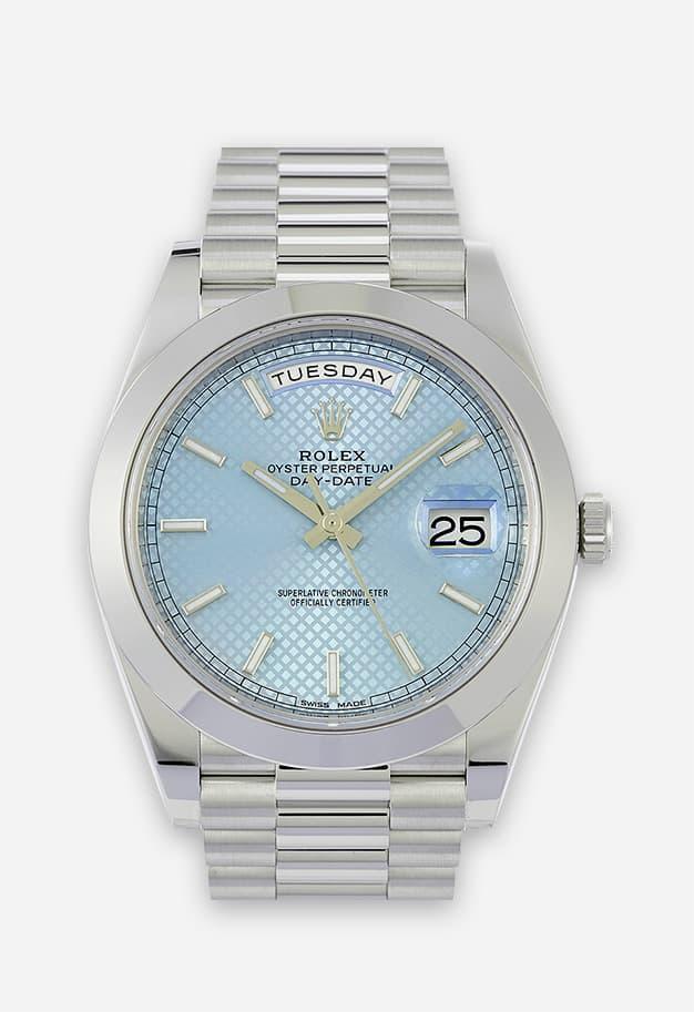 Rolex Day-Date Platin 228206-0004