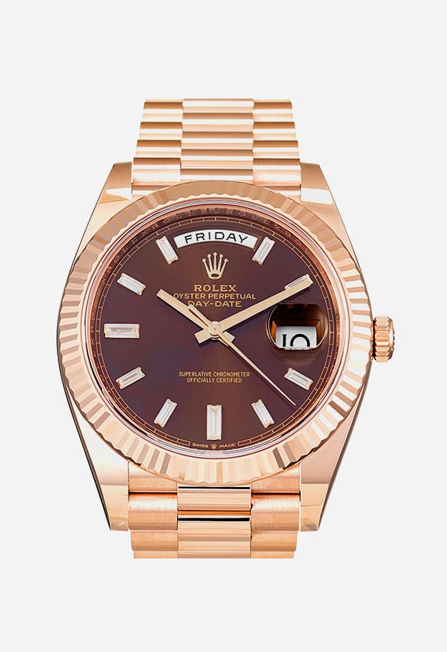 Rolex Day-Date Roesegold 228235-0003