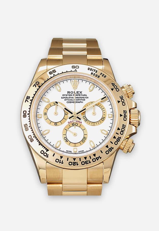 Rolex Daytona Gold 116508-0001