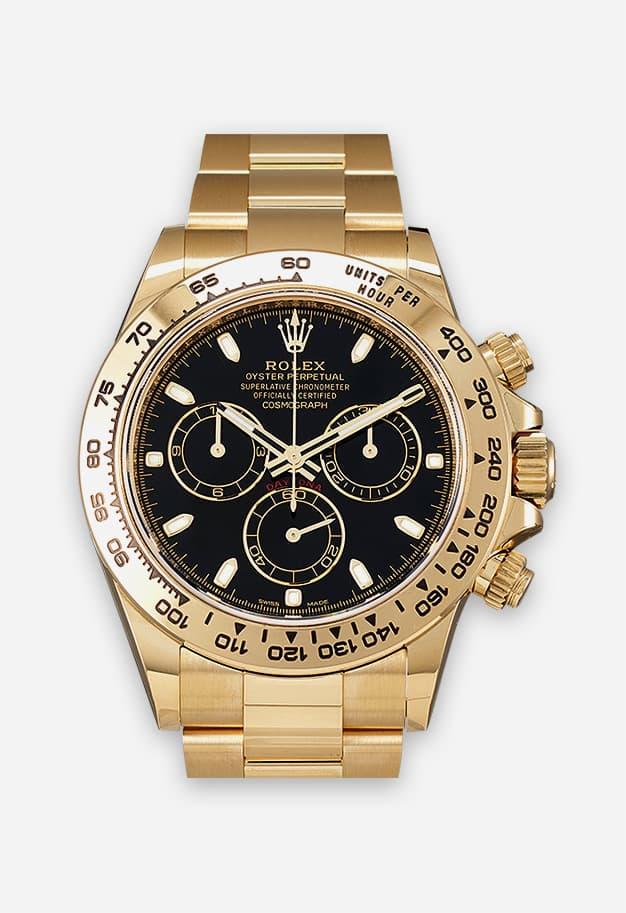 Rolex Daytona Gold 116508-0004