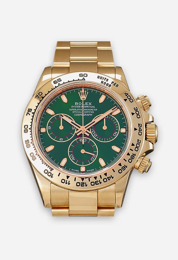Rolex Daytona Gold 116508-0013
