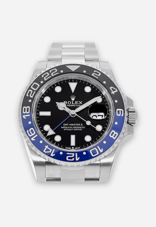 Rolex GMT Master 2 Batman 126710BLNR