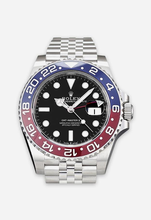 Rolex GMT Master 2 Pepsi 126710BLRO