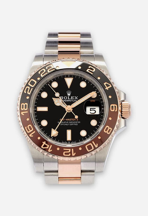 Rolex GMT Master 2 Root Beer 126711CHNR