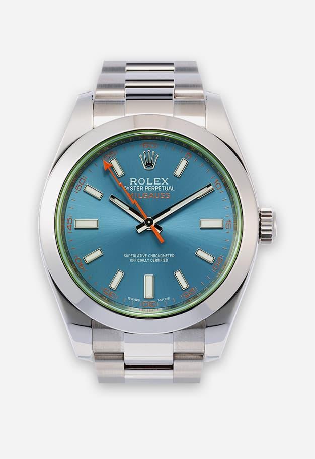Rolex Milgauss 116400GV-0002