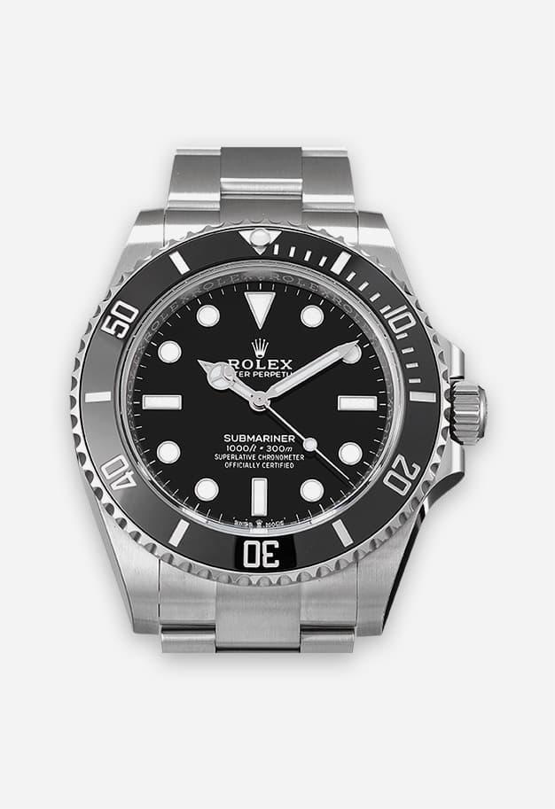Rolex Submariner No Date - 124060LN