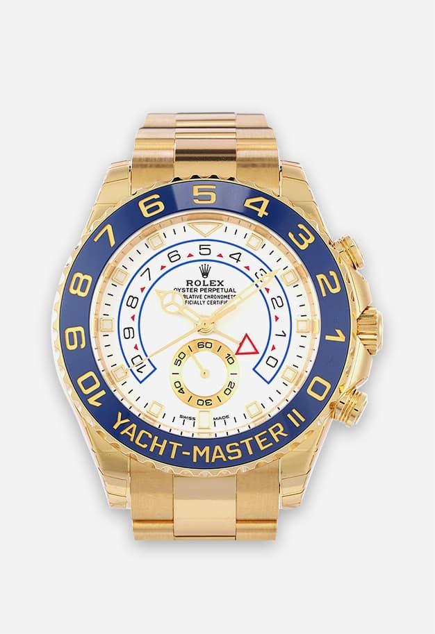 Rolex Yacht Master 2 Gold 116688-0002