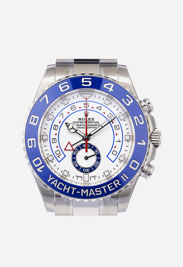 Rolex Yacht Master 2 Edelstahl 116680-0002