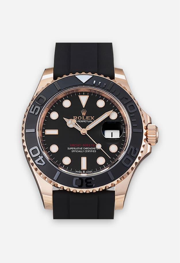 Rolex Yacht Master Rosegold 126655-0002